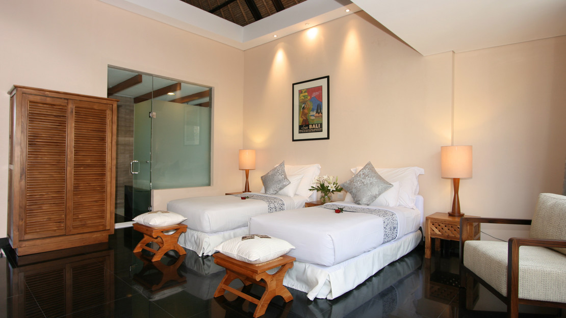 Three Bedroom Pool Villa (Presidential Villa Rama)