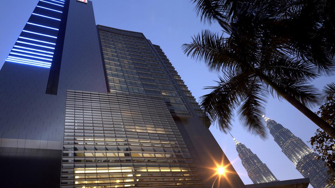 1/23  Traders Hotel - Malaysia