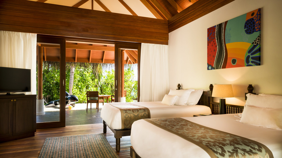 Two Bed Family Villa