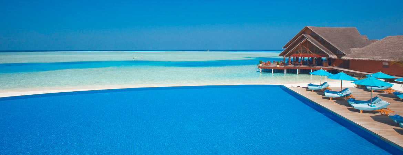 1/14  Anantara Dhigu Resort - Maldives