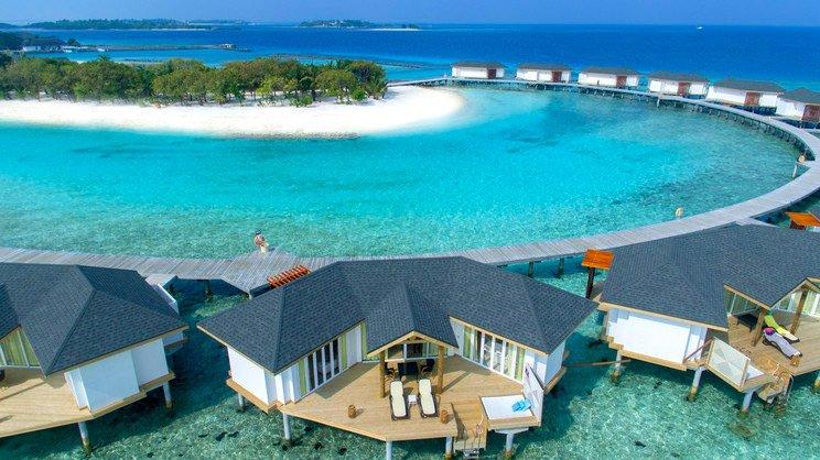 1/11  Cinnamon Dhonveli - Maldives