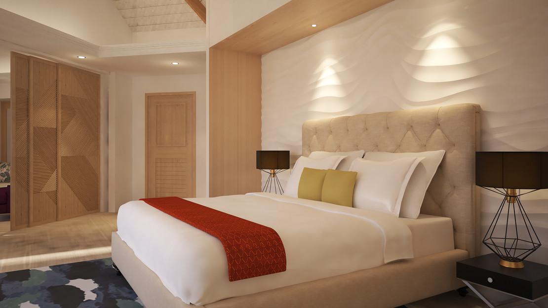 Over-Water Suites