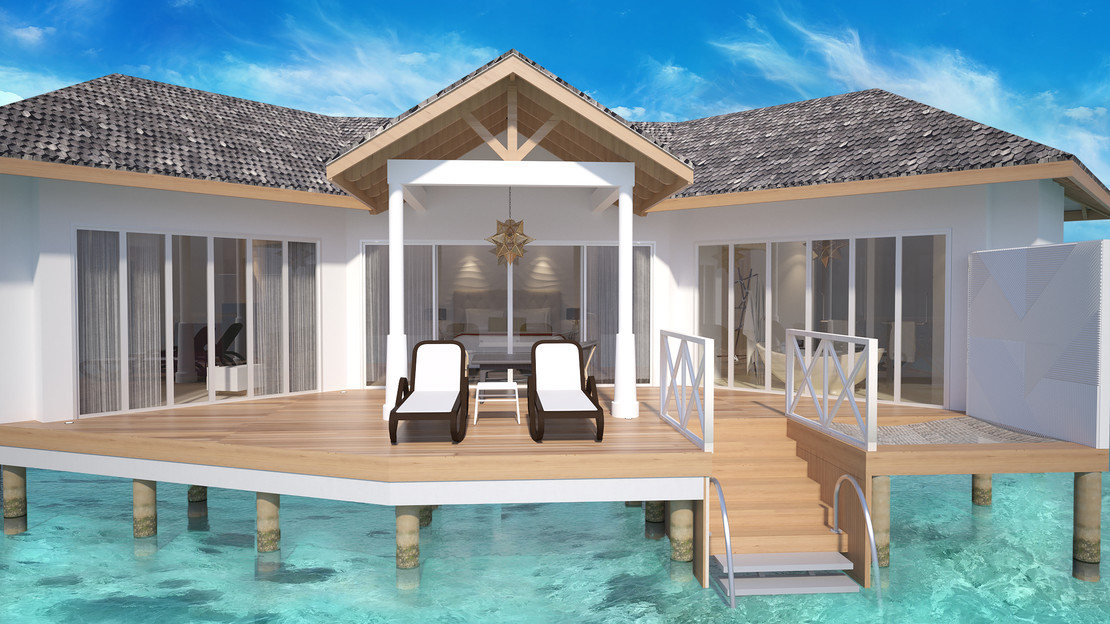 Over-Water Suites
