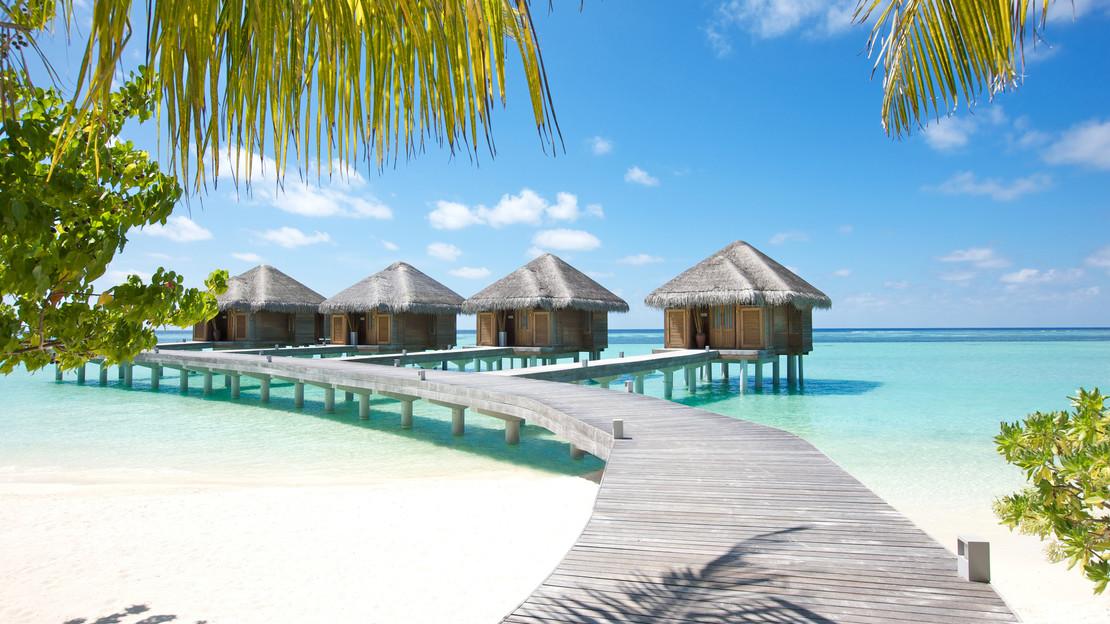 Water Spa Villas, LUX South Ari Atoll
