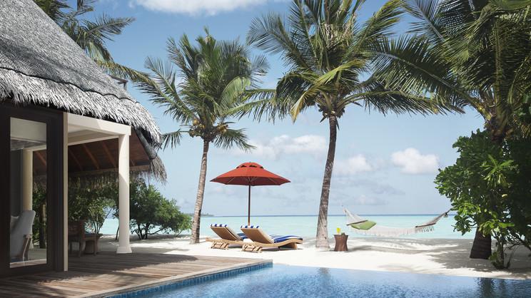 1/15  Taj Exotica Resort & Spa - Maldives