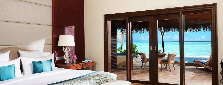 1/13  Taj Exotica Resort & Spa - Maldives