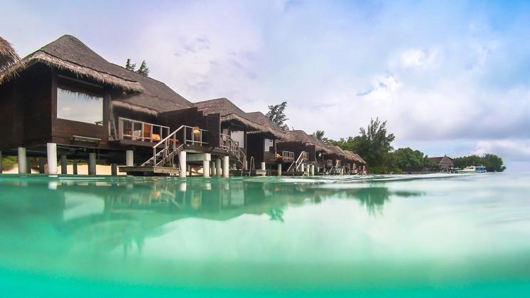 Taj Exotica Resort and Sp, South Male Atoll, Maldives ...