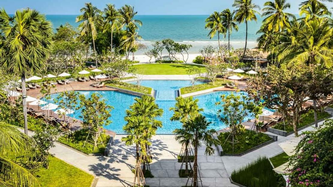 1/15  Regent Cha Am Beach Resort - Thailand