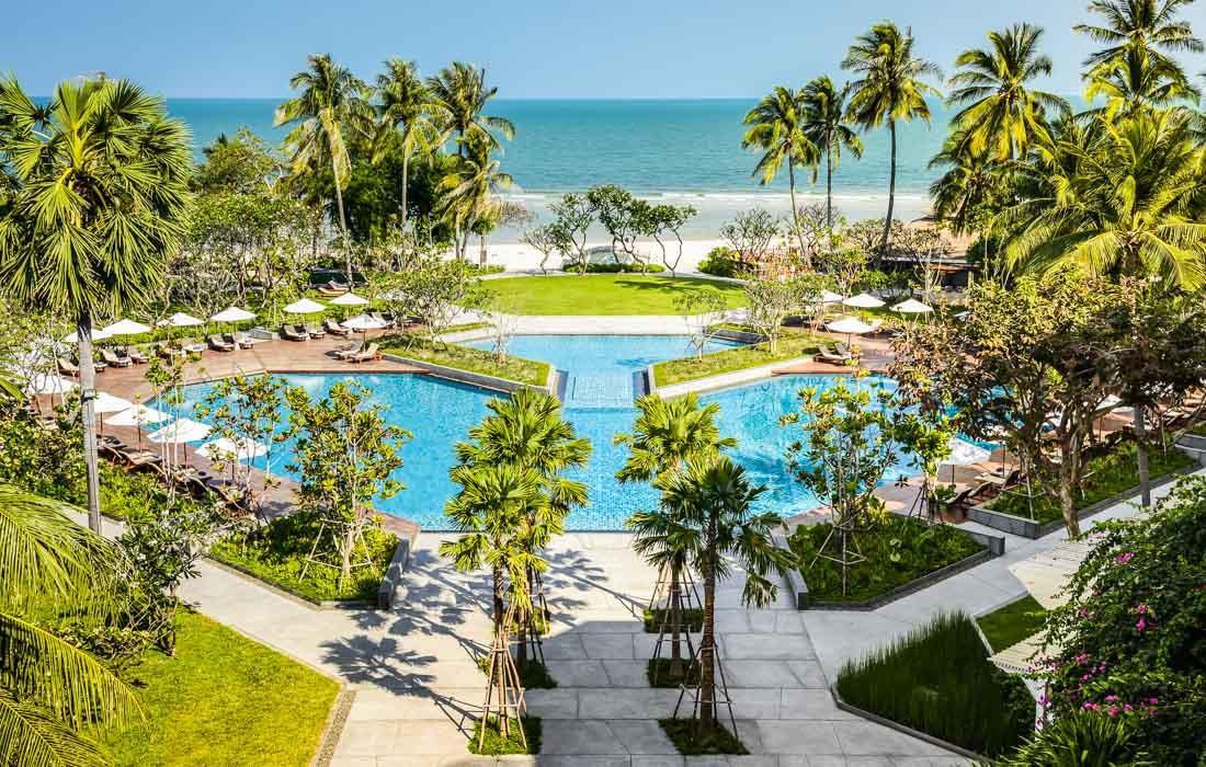 Regent Cha Am Beach Resort