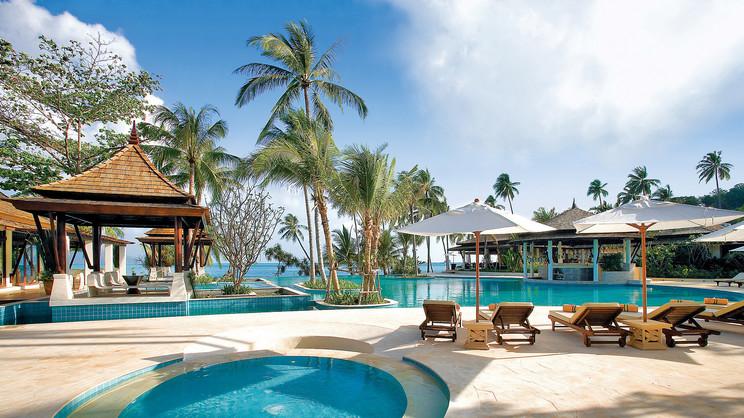 1/13  Melati Beach Resort and Spa - Koh Samui