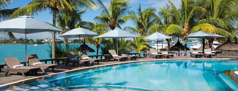1/7  Veranda Grand Baie Hotel - Mauritius