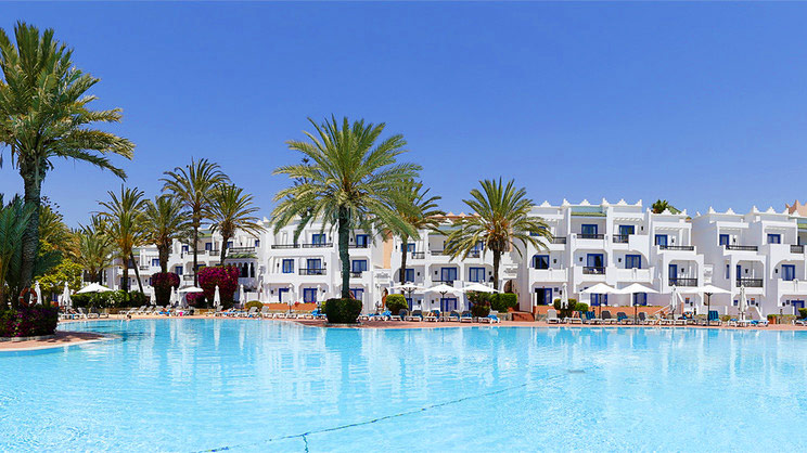 1/6  Atlantic Palace Golf Thalasso Casino Resort - Agadir