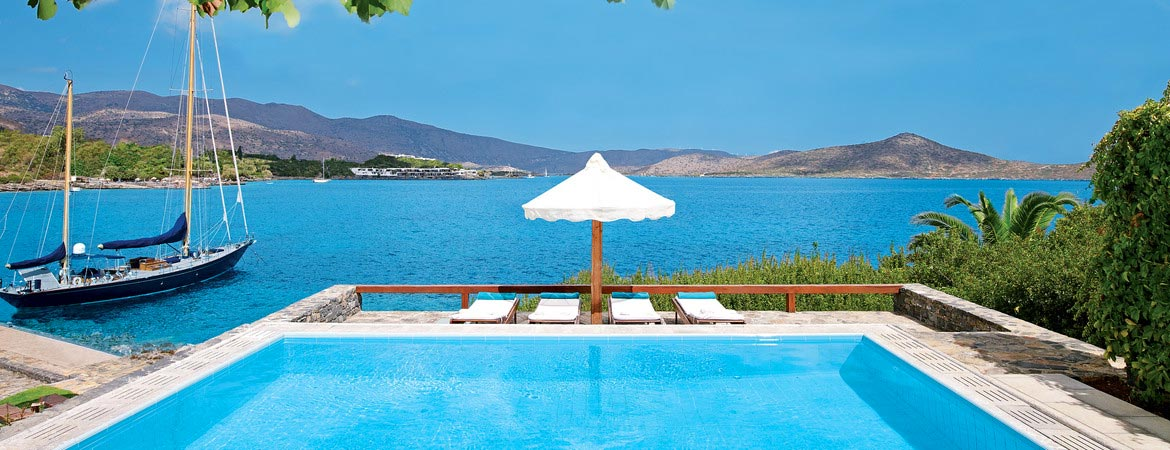 1/10  Elounda Peninsula All Suites Hotel - Crete