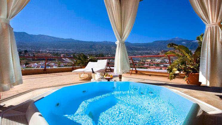 1/10  Hotel Botanico and The Oriental Spa Gardens - Tenerife