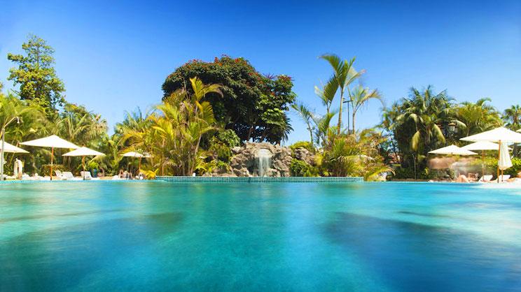 Hotel Botanico and The Oriental Spa Gardens