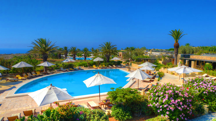 1/5  Hotel Ta'Cenc and Spa - Malta