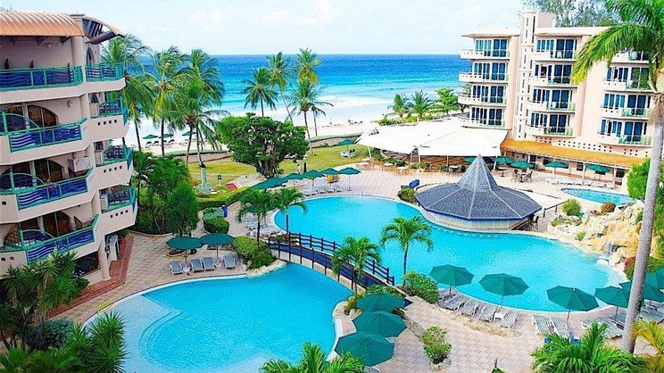 1/5  Accra Beach Resort and Spa - Barbados