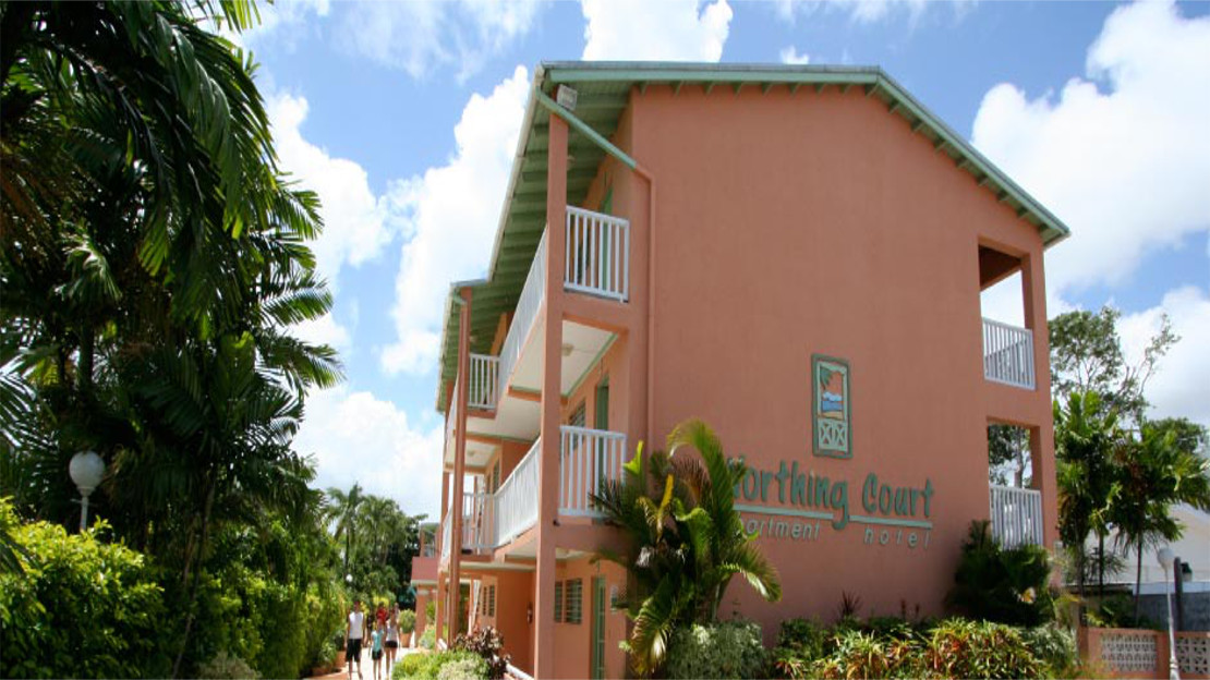 1/5  Worthing Court Apartment Hotel - Barbados