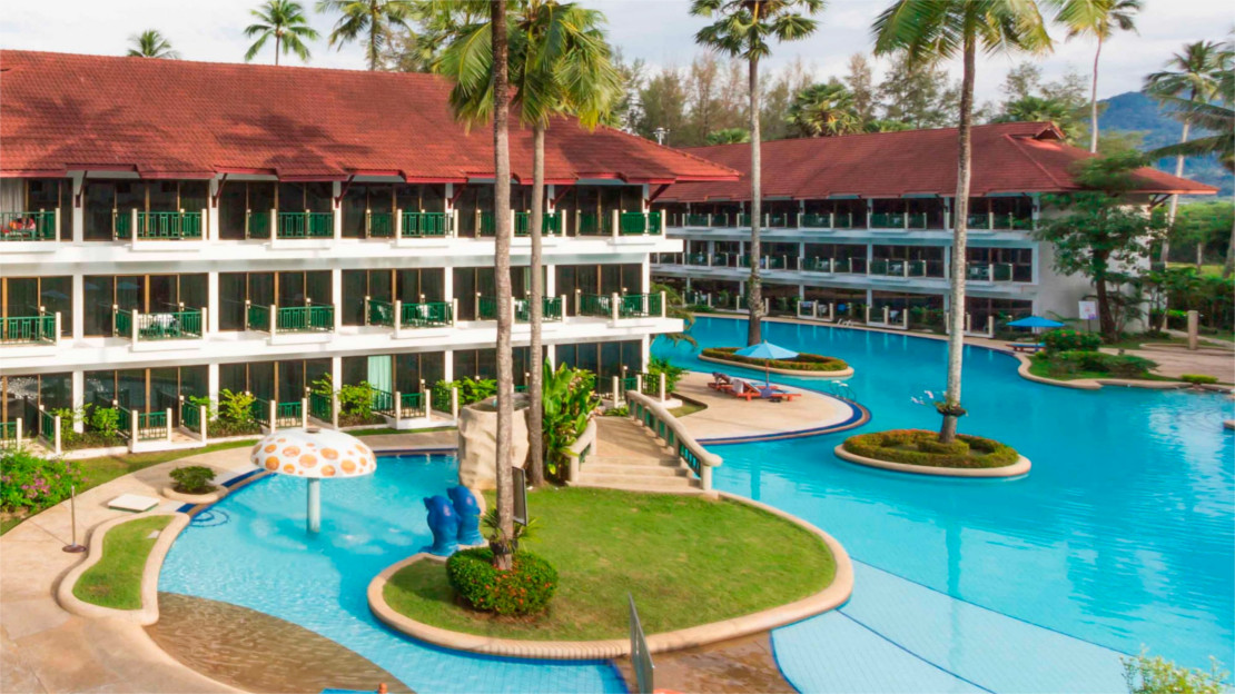 1/16  Amora Resort Phuket - Thailand