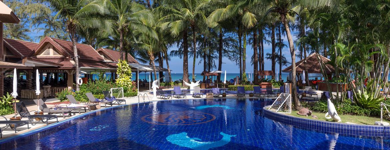 1/13  Best Western Premier Bangtao Beach Resort and Spa - Thailand
