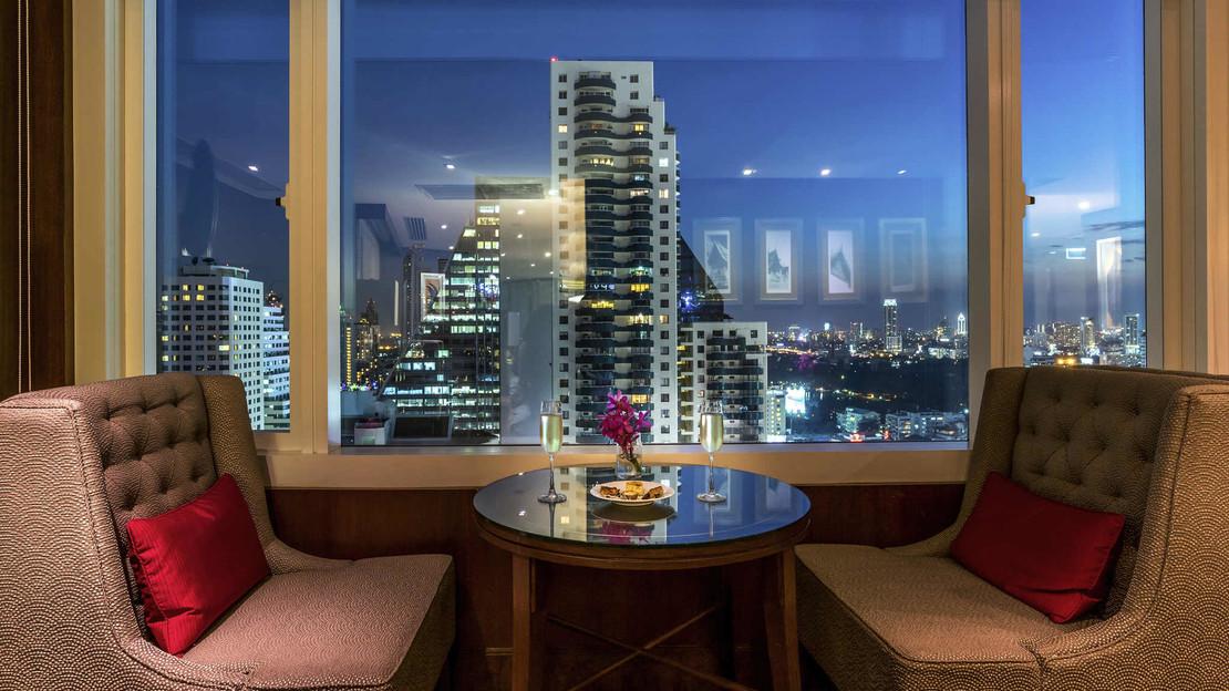 Pullman Bangkok Grande Sukhumvit Asoke Hotel
