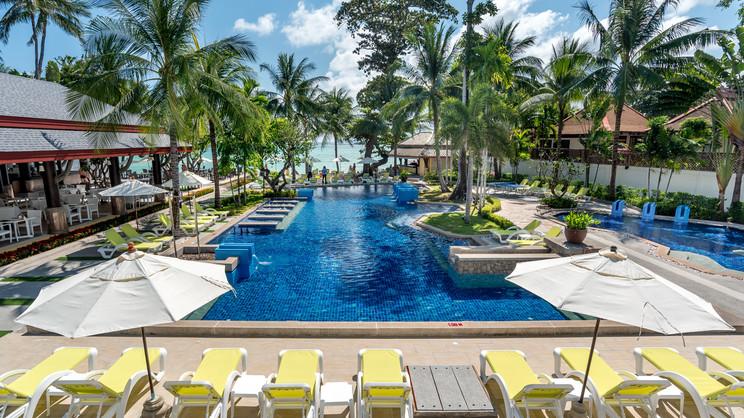 1/13  Novotel Samui Resort Chaweng Beach Kandaburi - Koh Samui