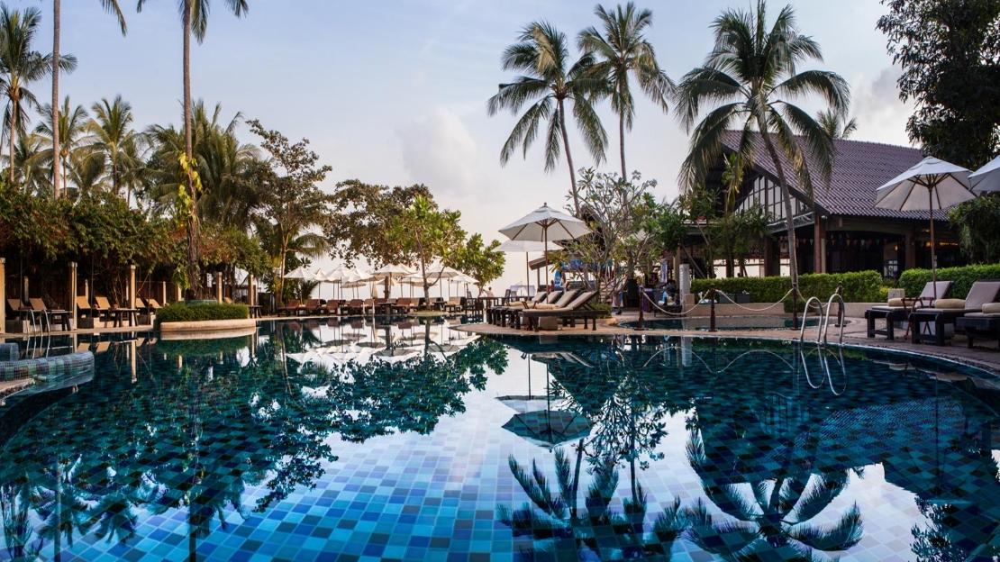 1/8  Peace Resort Samui - Thailand