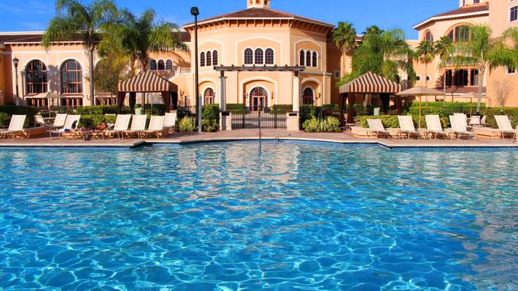 1/12  Rosen Shingle Creek - Orlando