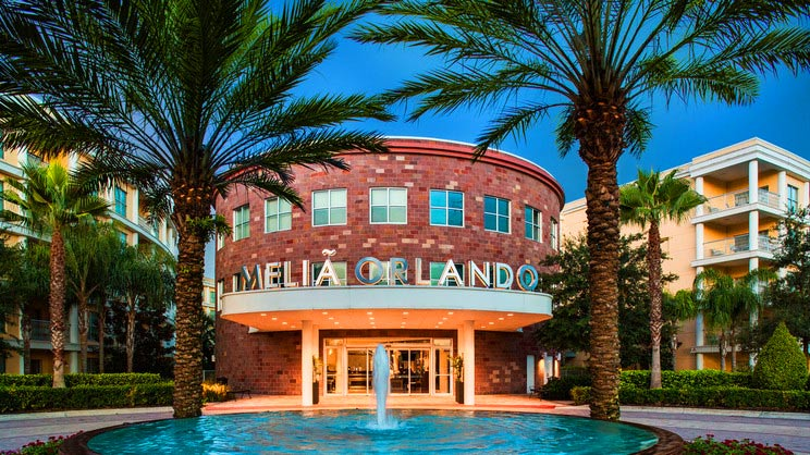 1/8  Melia Orlando Suite Hotel - Florida