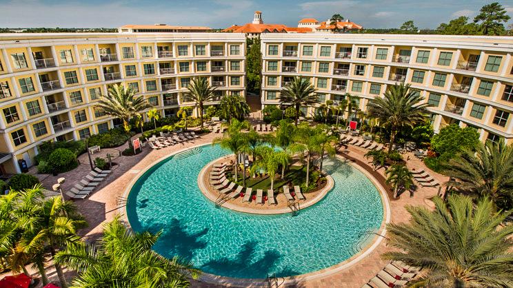Melia Orlando Suite Hotel
