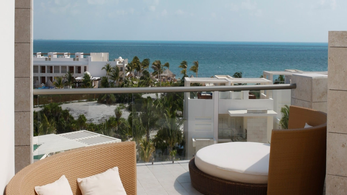 Terrace Suite with Plunge Pool and Ocean View