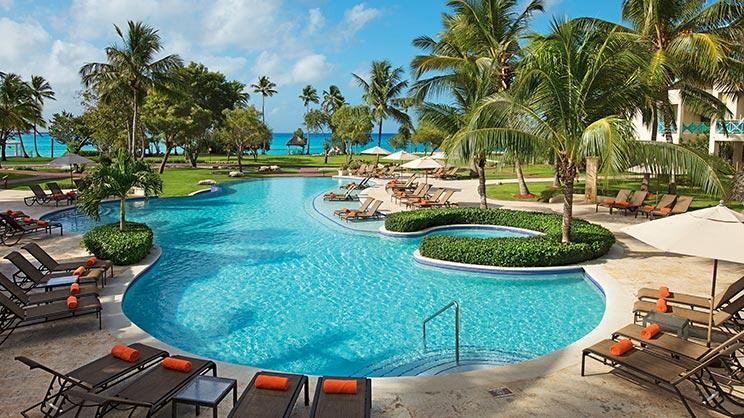 1/9  .Dreams La Romana Resort and Spa - Dominican Republic