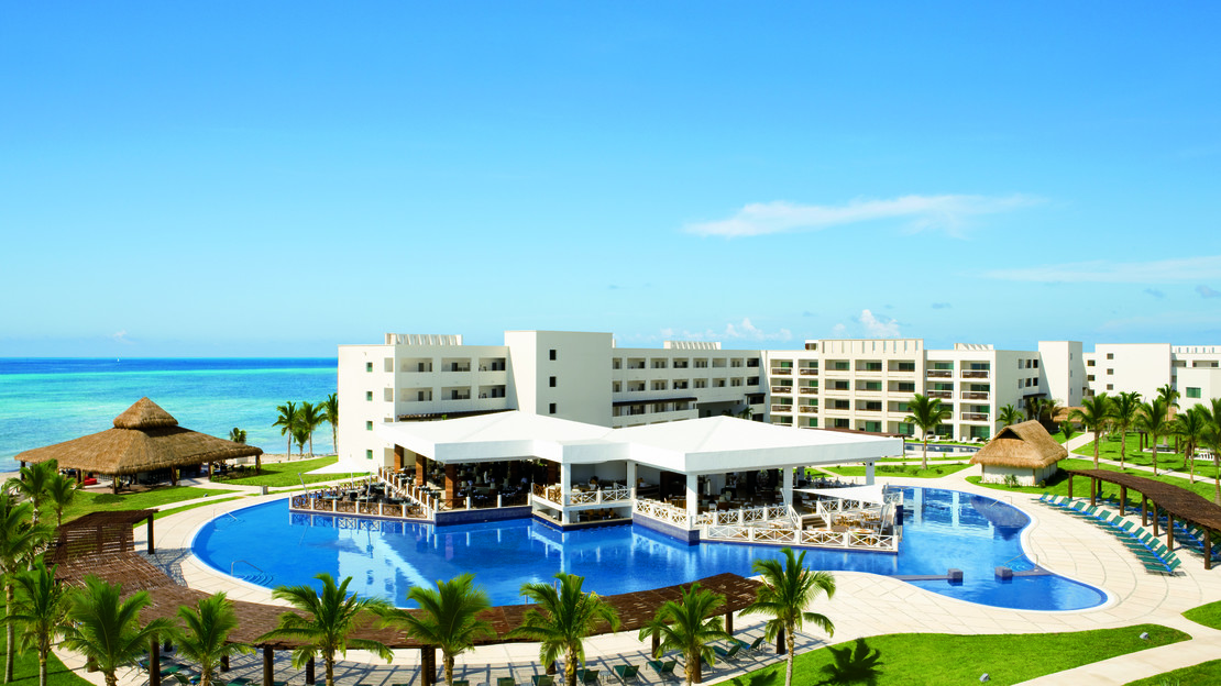 1/13  Secrets Silversands Riviera Cancun - Mexico