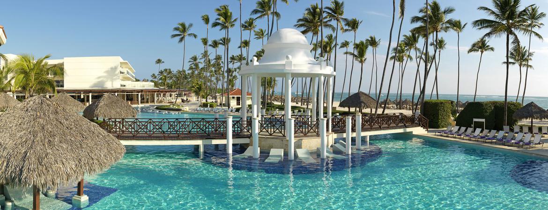 1/16  Paradisus Palma Real Golf and Spa Resort - Dominican Republic