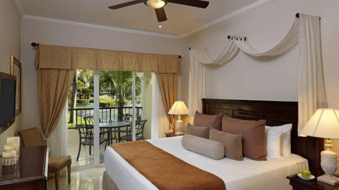 One Bedroom Master Suite Garden View