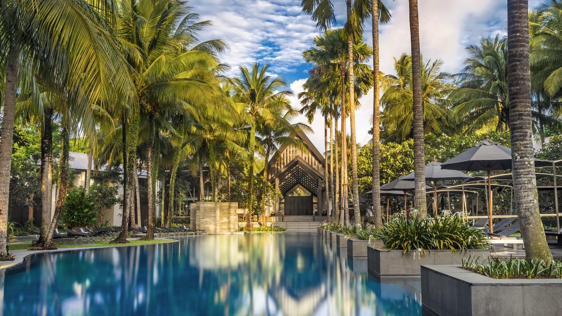 Twin Palms Phuket - Thailand