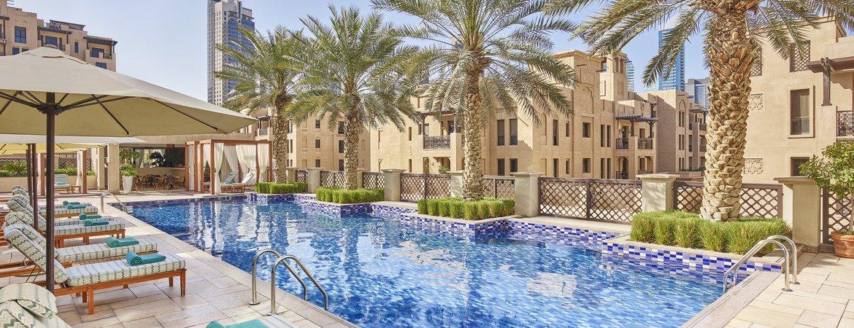 1/8  Manzil Downtown Hotel - Dubai