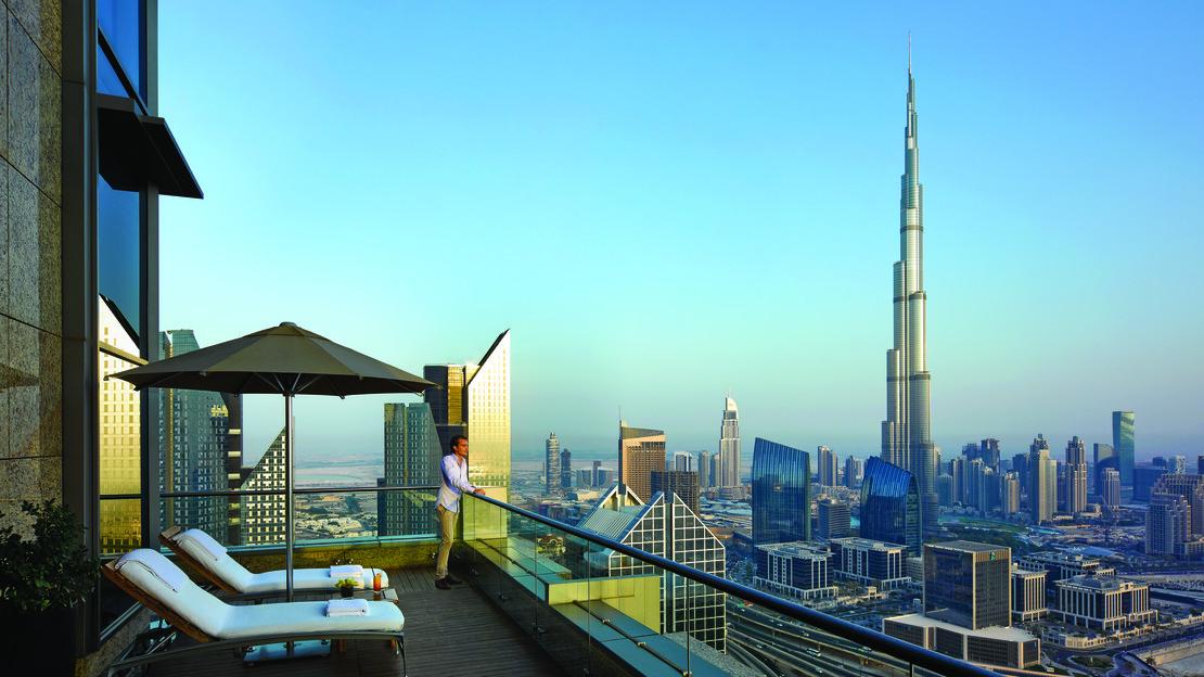 Shangri-La Dubai Hotel