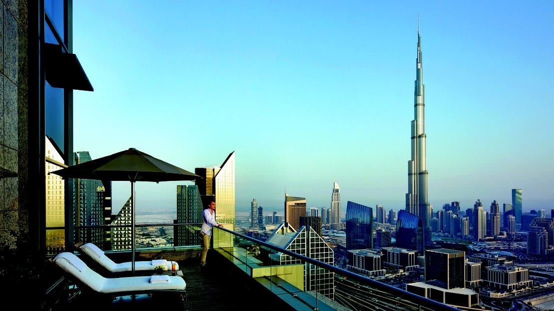 1/20  Shangri-La Dubai Hotel