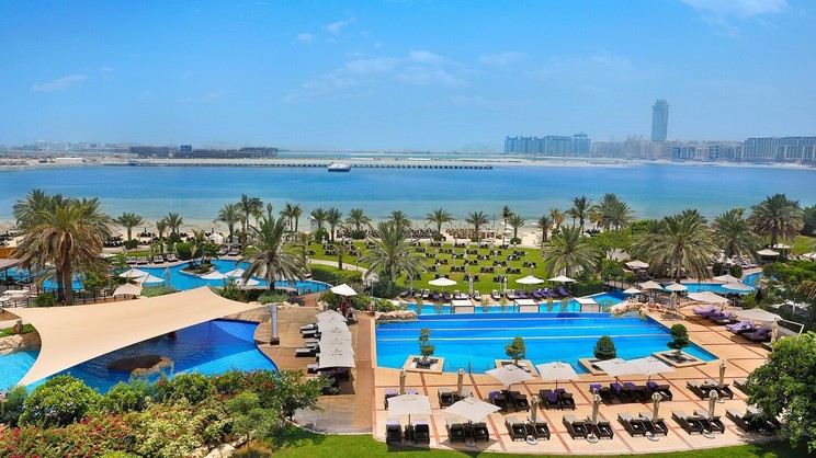 Westin Dubai Mina Seyahi Beach Resort and Marina