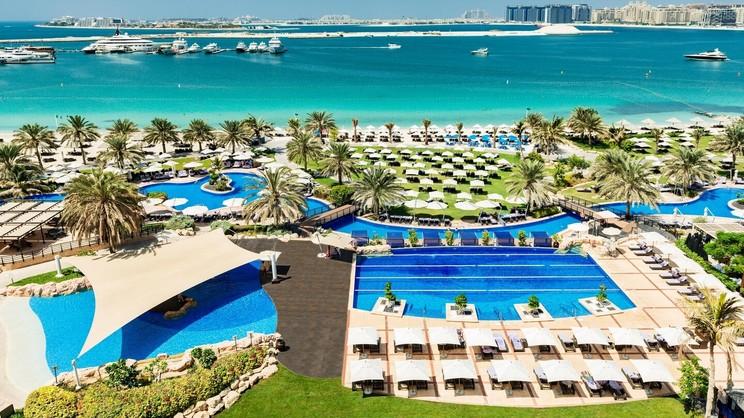 Westin Dubai Mina Seyahi Beach Resort and Marina