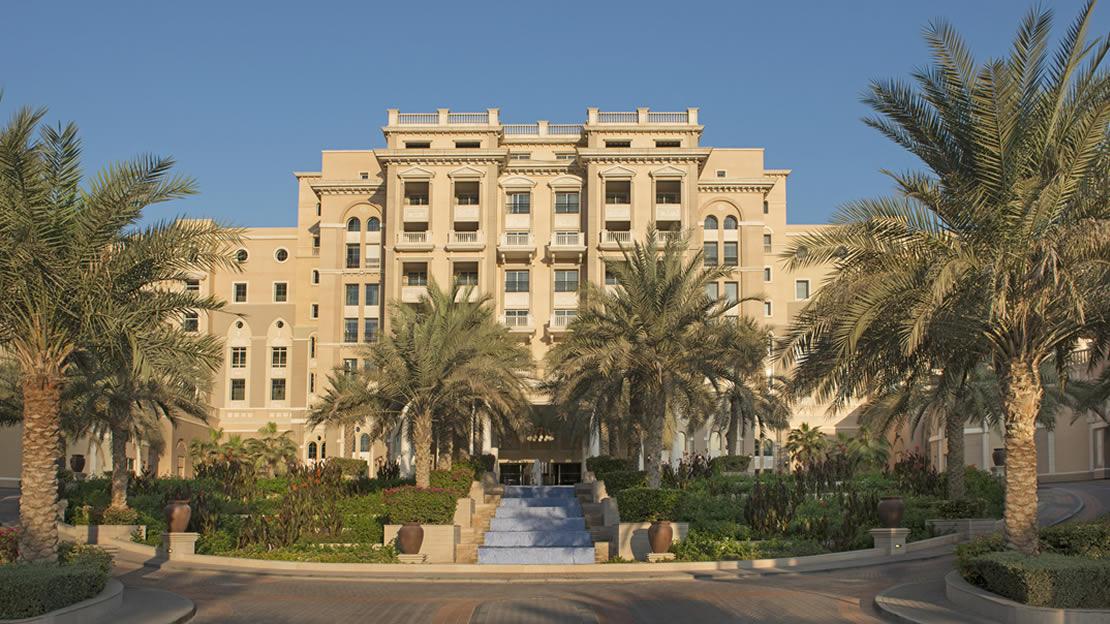1/11  Westin Dubai Mina Seyahi - Hotel Exterior