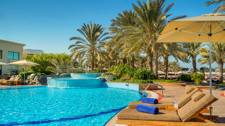 Radisson Blu Hotel and Resort Abu Dhabi Corniche