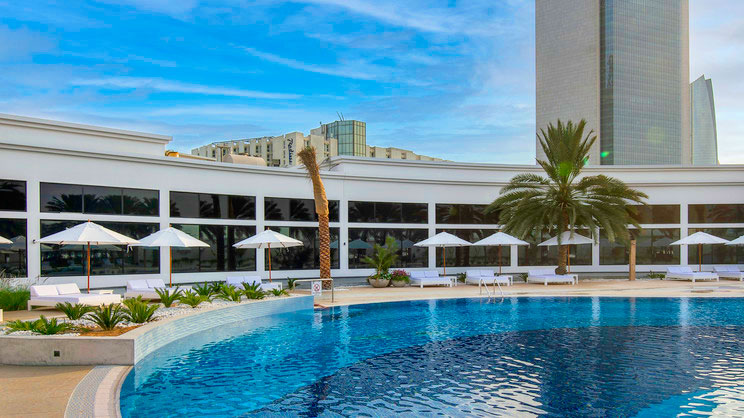 Radisson Blu Hotel and Resort Abu Dhabi Corniche