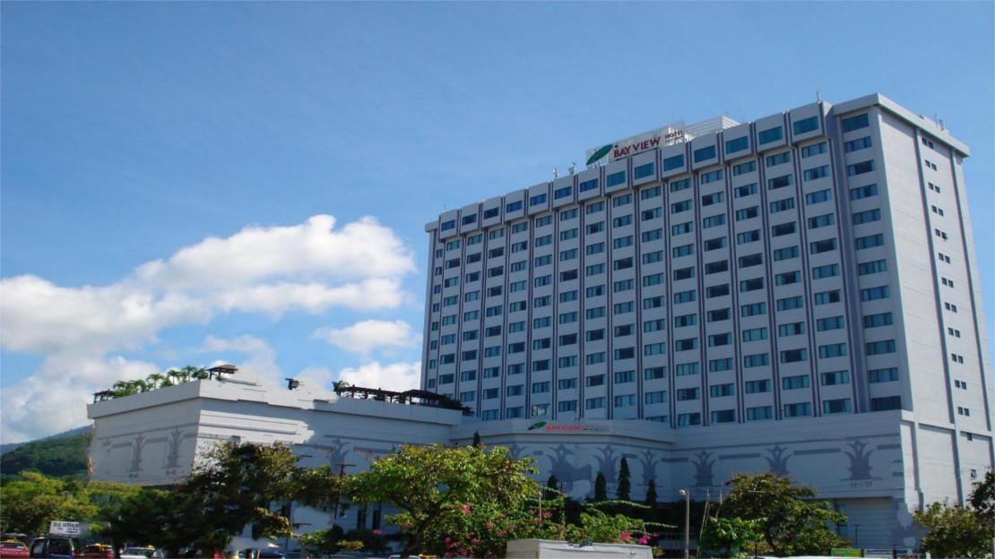 1/10  Bayview Hotel Langkawi - Malaysia