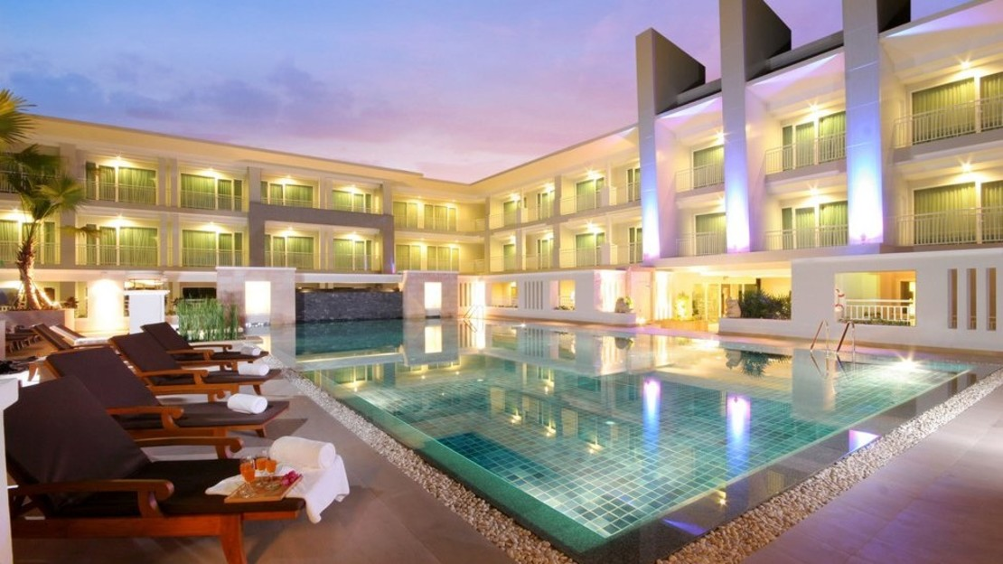 1/7  Kantary Hills - Thailand