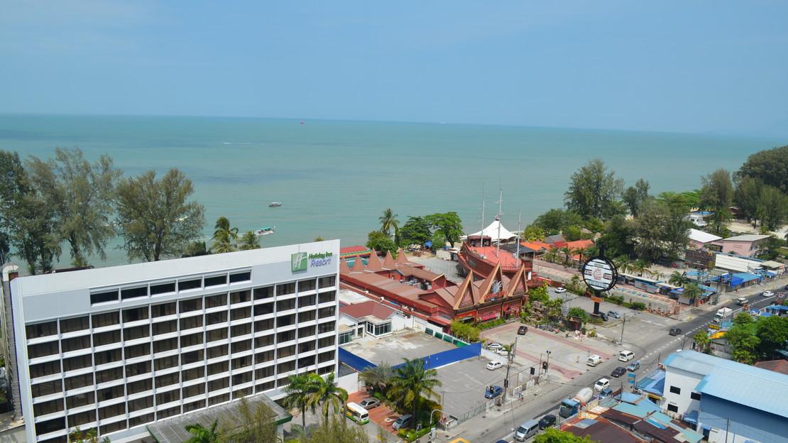 1/14  Holiday Inn Resort Penang - Malaysia