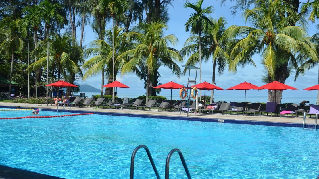 1/9  Holiday Inn Resort Penang - Malaysia
