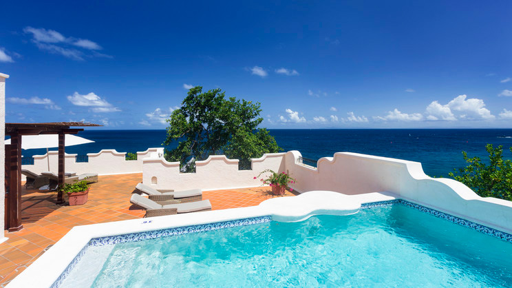 1/12  Cap Maison Resort and Spa - St Lucia