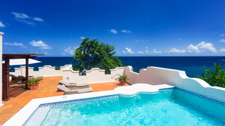 1/15  Cap Maison Resort and Spa - St Lucia